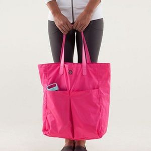 Lululemon Go with the Flow  Tote Bag